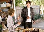 Zac Efron Sterling Knight Burr Steers chess schach ajedrez echecs