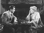 Ethel Barrymore Victor Mature Gregory Ratoff chess schach ajedrez echecs