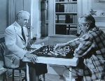Forbes Murray Jack Hutchinson Johnny Hines chess schach ajedrez echecs