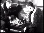 Hugh Marlowe Fred F. Sears chess schach ajedrez echecs