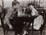 Patty Duke Kevin Coughlin David Miller chess schach ajedrez echecs
