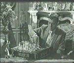 Betty Davies Alec Guinness Robert Hamer chess schach ajedrez echecs