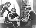 Darren McGavin Nick Adams Nicholas Webster chess schach ajedrez echecs