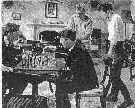 James Caan William A. Graham chess schach ajedrez echecs