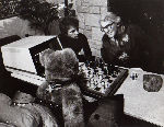 Harvey Keitel Sig Shore chess schach ajedrez echecs