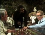Peter Cushing Charles Gray Calvin Lockhart Paul Annett chess schach ajedrez echecs