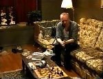 Keefer Sutherland Paul Marcus  chess schach ajedrez echecs